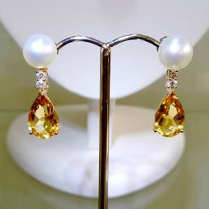 pearl-citrine-and-diamond-earrings